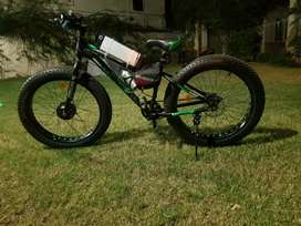 Complete electric bicycle 36v 250w