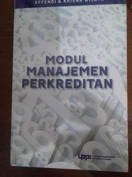 buku segelan baru ekonomi modul manajemen perkredititan