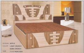 Brand new box bed available factorey price
