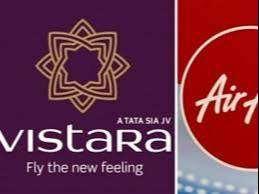 Full Time Job Vistara Airline Airport hiring - 10,12th,Graduate pass j