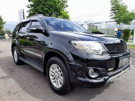 Toyota Fortuner G Trd Sportivo Automatic th 2013