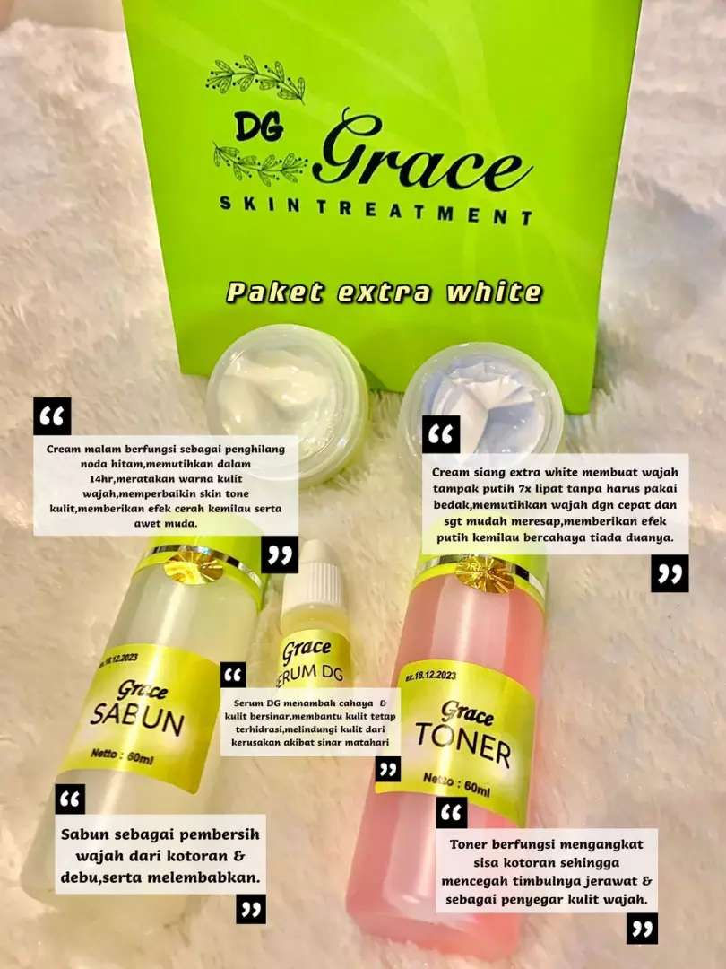 Dr.grace extra white