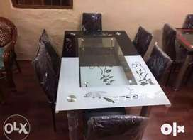 Brand new dining table for sale .