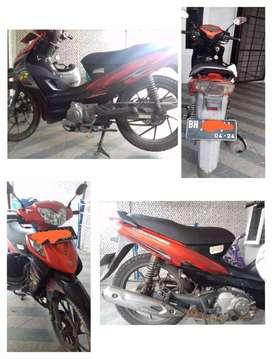 Dijual Motor Shogun RR 125