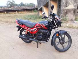 Bike is good condition new tyer