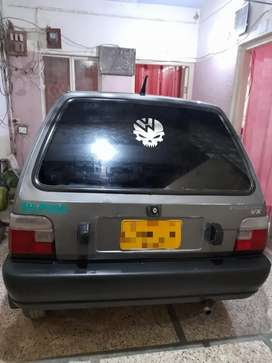 Mehran 2011 Registered 2012. ,Broker Are No Contact Me, contact Number