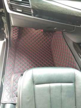 karpet mobil kulit 5D for BMW X5 th 2018-2020 full set kostum fit
