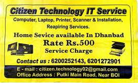 Computer Home support and services