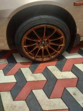 "17"" 9j wheels"