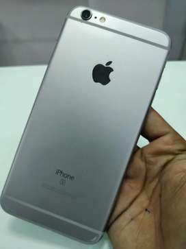 ..iPhone 6s Plus 32GB Space Gray in colour
