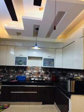 3 bhk fully furnished flat available on rent