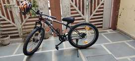 7 days old only non gear bicycle