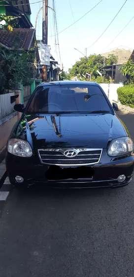 JUAL CEPAT Hyundai Avega AT 2008 bagus
