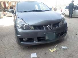 Nissan wingroad 2007 Automatic registered in 2012