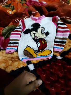 Micky mouse sweter