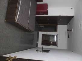 Furnish room with kitchen set available in Model Town