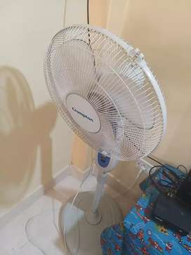Table fan.. not much used