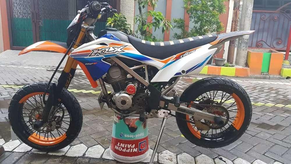 KLX BF SE Extreme