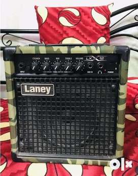 LANEY LX12 Amplifier for Electrical Guitar