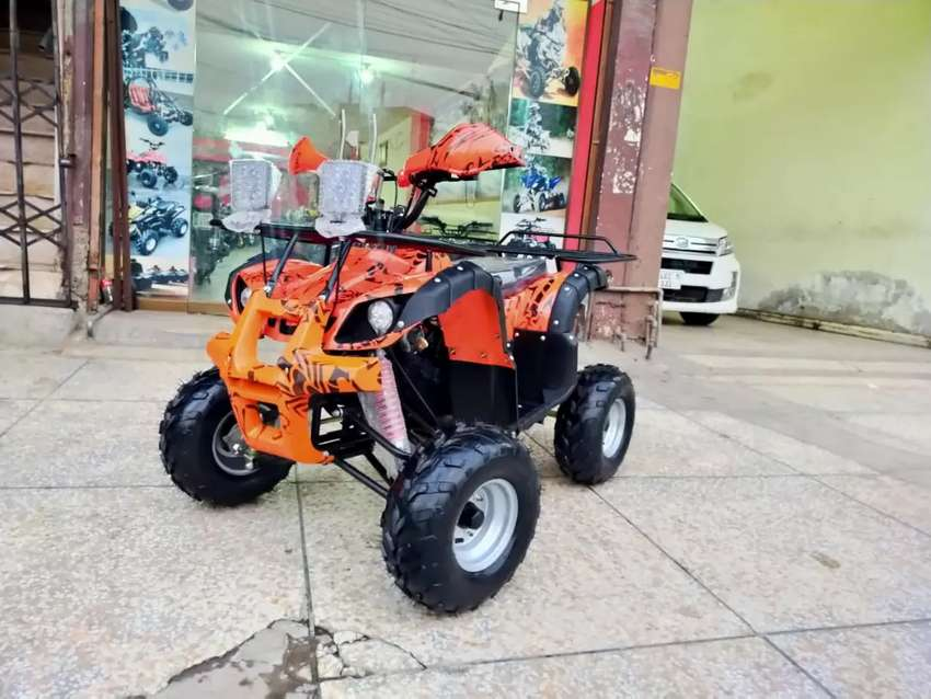 Jeep Style Atv Quad 4 Wheel Bike Safely Ride Available At Subhan Shop 0