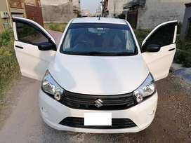 Suzuki Cultus 2018 On Very Easy Instalments