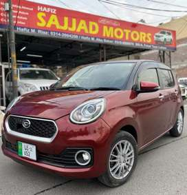 Daihatsu Boon Cilq Custom (Passo Moda) Model 2017