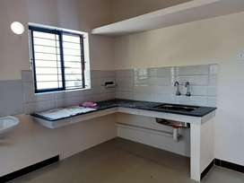 530sq  1bhk semi furnished house kakkanad  vazhakkala