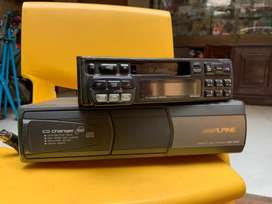 Cd changer JEEP by Alpine
