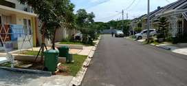 Disewakan rumah cluster paradise Serpong city west summerland