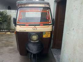 Sazgar loader rickshaw just New condition