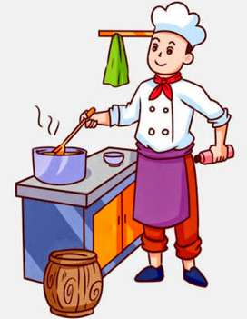 Cook required for cloud kitchen.