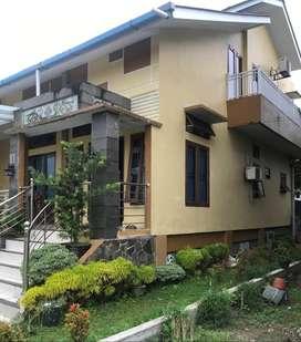 Dijual Rumah Mewah Pusat Kota Binjai di Jalan Dahlia Binjai