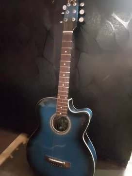 This guitar is also used for photographs
