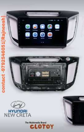 CloToy | All Car Android Music tereo | MTK Proccessor  1GB+16GB