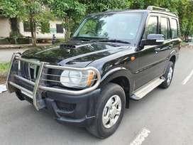 Mahindra Scorpio LX BS-IV, 2011, Diesel