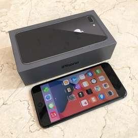 Gebyar Diskon 2nd iPhone 8 Plus 256gb Inter Ori