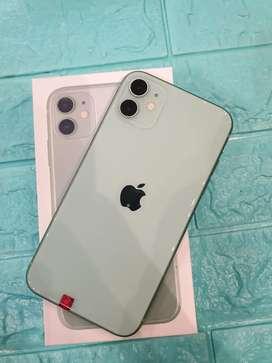 IPhone 11 128Gb Fullset Istimewa