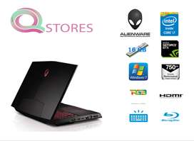 DELL ALIENWARE M17X R3 IN TOP CONDITION GAMING BEAST IN TOP CONDITION