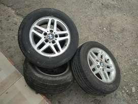 Velg OEM BMW R15
