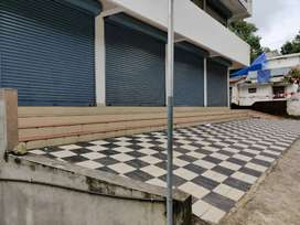 Main road frontage Ideal space for showroom, bakery, medical shops etc