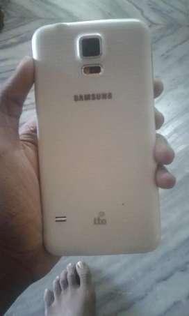 Samsung galaxy s5 smart phone