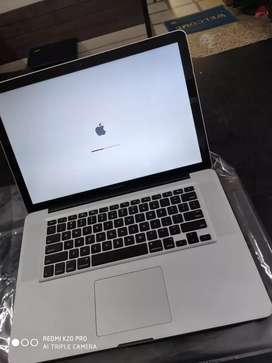 MacBook Pro 15 inch cor i7 laptop 8 GB ram 500 HDD in 29999 only