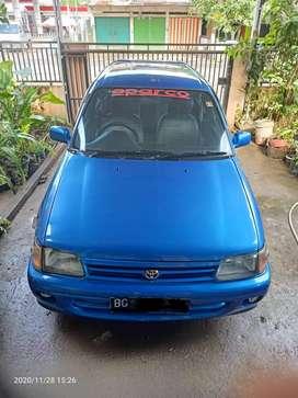 Di Jual Toyota Starlet EP 81/1300 CC, Tahun 1993