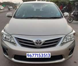 Toyota Corolla Altis 1.8 J, 2013, Petrol