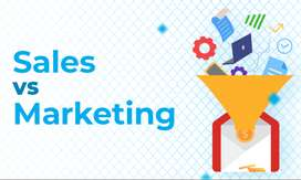 REQUIRED MALE/FEMALE CANDIDATES FOR SALES AND MARKETING IN PUNE