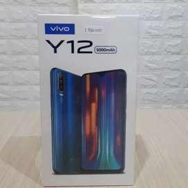Vivo Y12 ram 3/32 GB Segel Resmi Siap COD Kemusu
