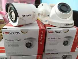 Agen camera CCTV murah kualitas bagus  online via HP free pasang