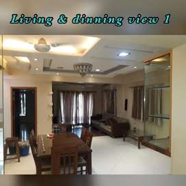 Fully Furnished, Spacious and ultra luxirous 2BHK flat with parking.