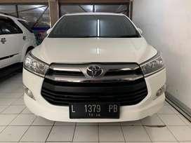 Toyota Kijang Innova G Diesel Solar Manual 2019 KM 20rb [ Pajak 12.21