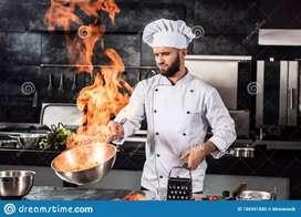 Need comi 1 comi 2 and kitchen helper
